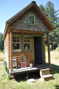 Tiny House. Source: Steven Walling, Wiki Commons