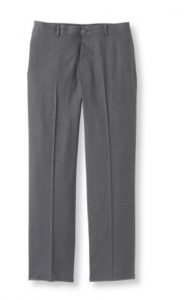 LL Bean Washable Wool Pants.